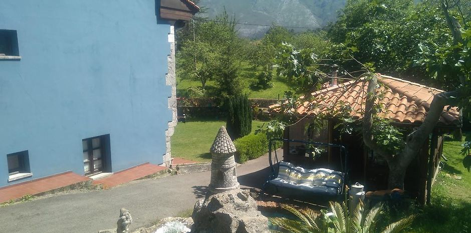 casa rural villalen ribadesella - ribadesella, spanien